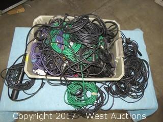 Bulk Lot: Misc. Power Cords
