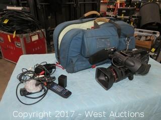 HDV XLH1 3CCD HD Video Camera Recorder