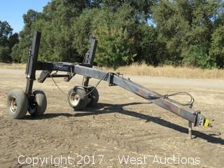 Yetter 6300 Coulter Cart