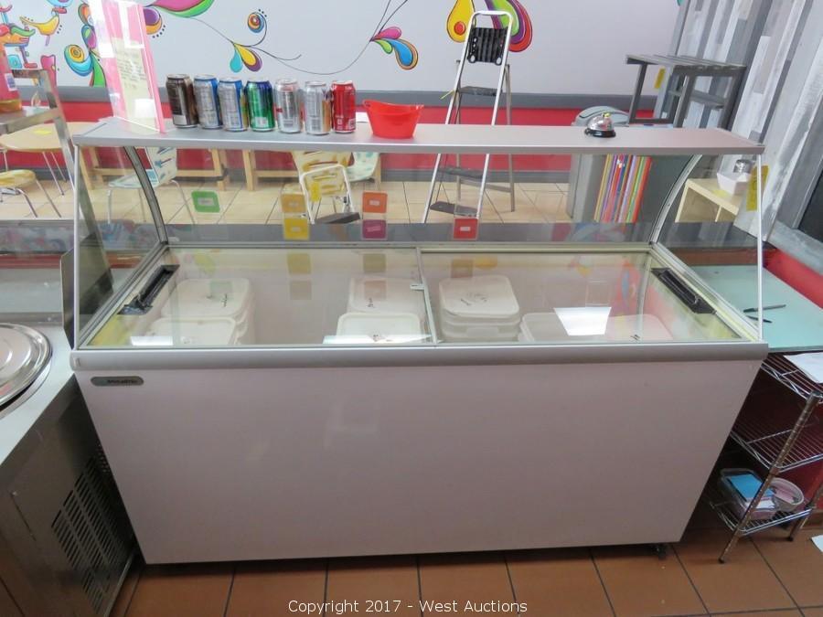 Gourmet Ice Cream and Dessert Equipment Auction