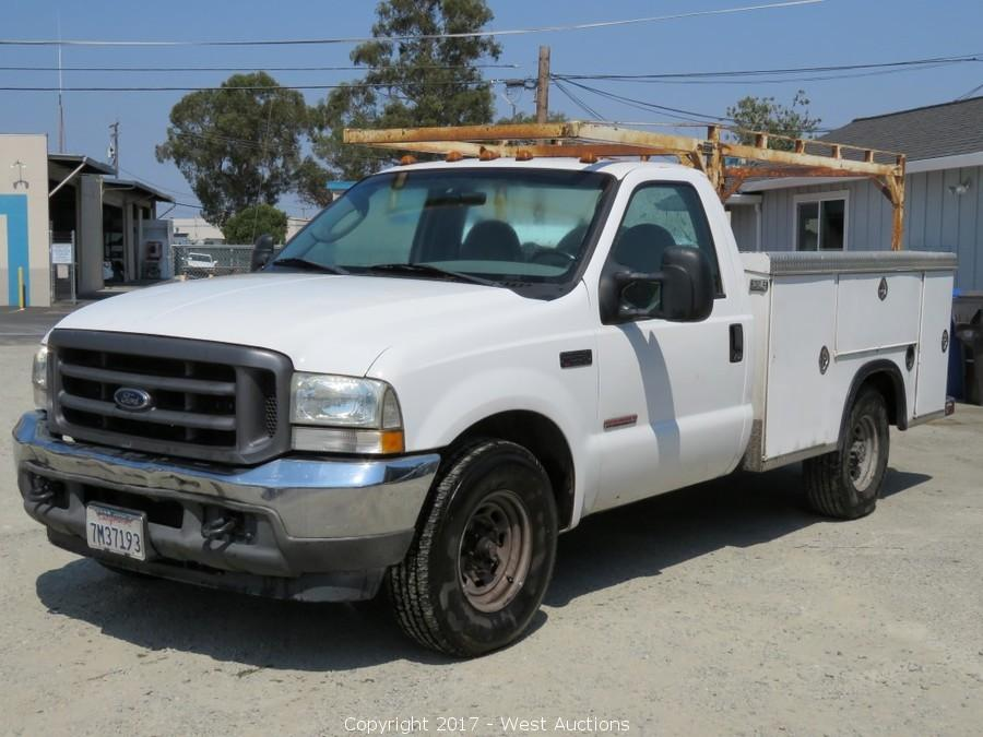 West Auctions - Auction: Bankruptcy Auction of 2004 Ford F