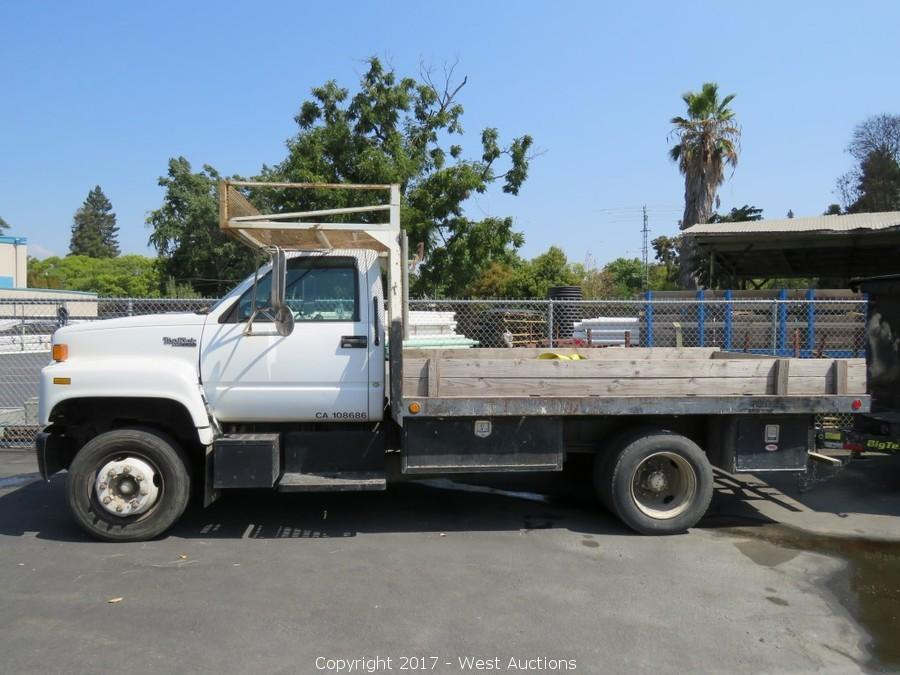 West Auctions - Auction: Bankruptcy Auction of 2004 Ford F-350 Truck