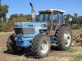 Ford 8730 Powershift Tractor