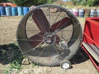 "Heat Buster TPC4213 42"" Shop Fan"