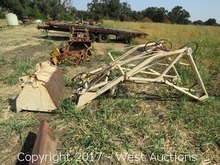 Wagner Tractor Front End Loader