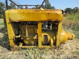 Lincoln SA-200 Gasoline Arc Welder