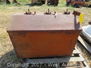 Freeman 330 Baler Twine Box