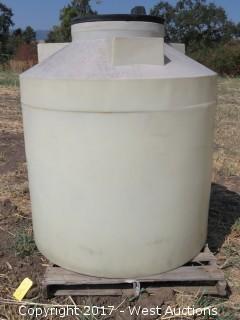 Poly Cal 375 Gallon Tank