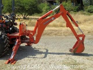 Kubota BH77 Backhoe Attachment
