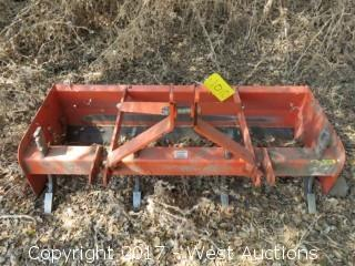 Land Pride 5' Box Scraper