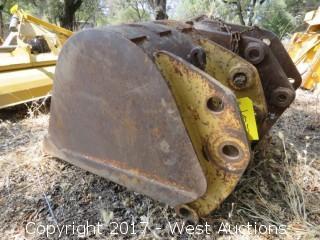 """18""""x36"""" Excavator Bucket"""