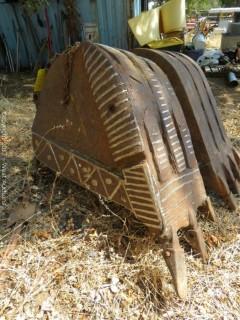 """16""""x32"""" Excavator Bucket"""