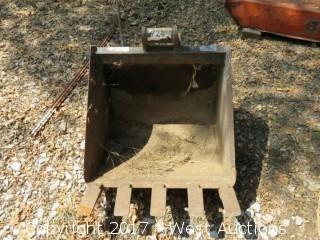 """24"""" Excavator Bucket"""