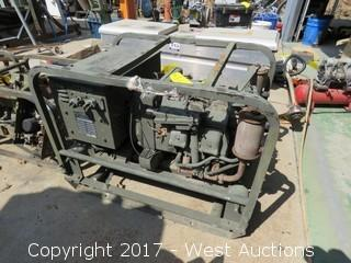 Military Standard Electrical Generator