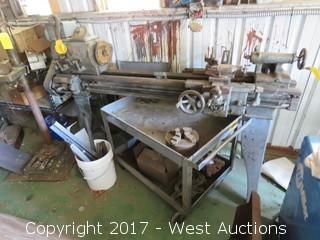 (1) LeBlond Regal Lathe