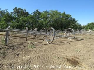 Water-Wheel Irrigation System 1280'