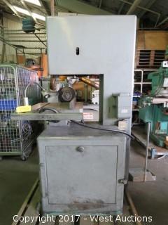 Powermatic 87 Metal Cutting Bandsaw