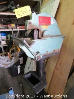 Pistorious Abrasive Wheel Cutter