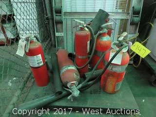 (7) Fire Extinguishers