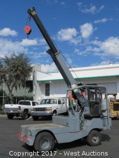 Grove Stevedore 4000 Hydraulic Crane
