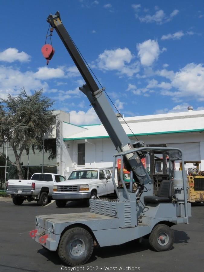 West Auctions - Auction: PJ Equipment Trailer, Flatbed Truck
