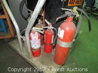 (6) Fire Extinguishers