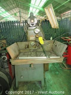 Sunnen MBB1290D Precision Honing Machine