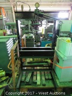 Geneva Heavy Duty Hydraulic Press Unit