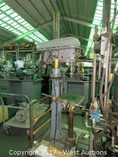 Rockwell Delta Industrial Drill Press