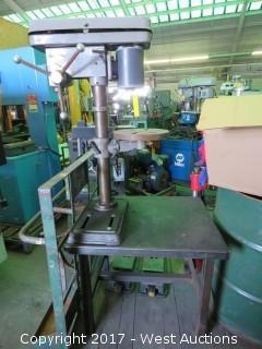 American Machine Tools 5-Speed Industrial Drill Press