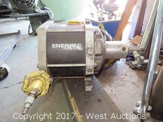 Enerpac Air-Driven Hydraulic Pump