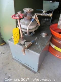 Teladyne-Sprague Air-Driven Hydraulic Pump