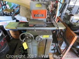 DoAll Mechanical Surface Grinder