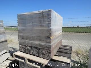 1 Pallet - Maytrx Retaining Wall Block - Sonoma Blend