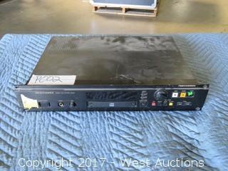 Marantz CDR63OU BL Compact Disc Recorder