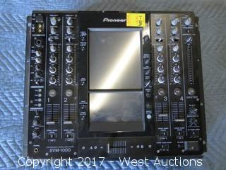 Pioneer SVM-1000 Sound and Vision Mixing Unit