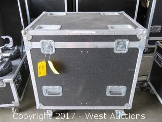 "Portable Road Case - 33"" x 25"" x 29"""