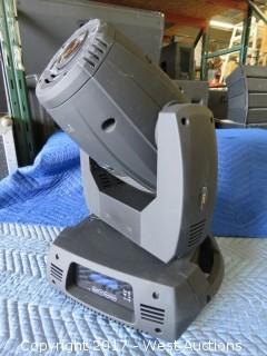 Color Imagination SI-071LD Moving Head LED Spot