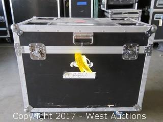 "Portable Road Case - 34"" x 20"" x 25"""