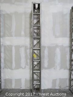 """(1) 118"""" x 12"""" x 12"""" Aluminum Truss"""