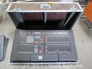 "Martin Case Pro 1+ Control Unit with 48"" Road Case"