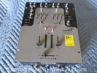 Allen & Heath Xone:02 Turntable DJ Mixer