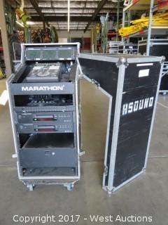 Edirol V-8 8-Channel Video Mixer Cabinet System