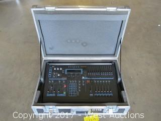 """Leprecon LP-X24 Mixing Unit with 30"""" Road Case"""