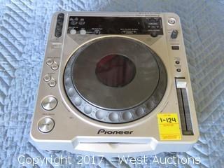 Pioneer CDJ-800MK2 Compact Disc Player