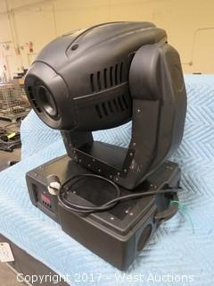 Velocity Lighting & FX Colorspot 575I Moving Head Spot
