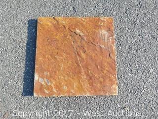 African Multicolor 12x12 Gauged