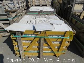 Crate; Brazilian Alpine White Quartz 12x12 UnGauged