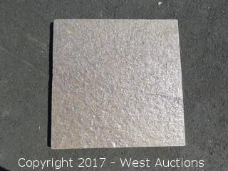 Crate; Indian Pearl Quartz 12x12 Gauged