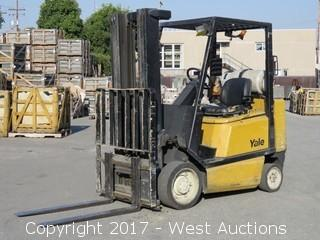 Yale 4800 LB Capacity Propane Forklift